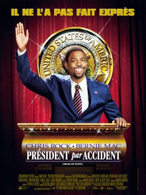 Président par accident.