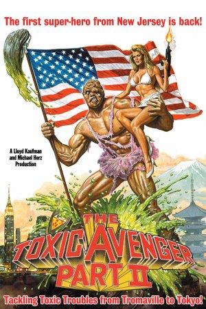 Toxic avenger 2.