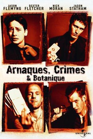 Arnaques, crimes et botanique.