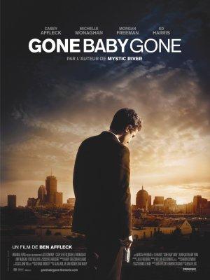 Gone baby gone.