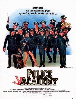 Police academy.
