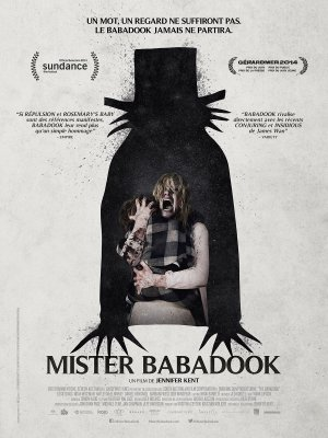 Mister Babadook.