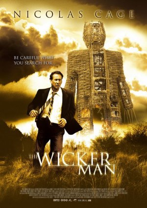 The wicker man.
