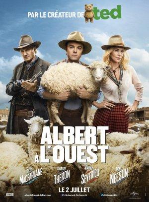 Albert à l'ouest.