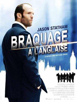 Braquage à l'anglaise.
