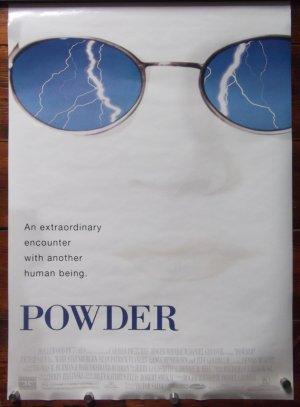 Powder.