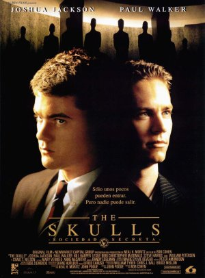The Skulls, société secrète.