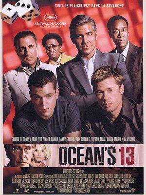 Ocean's thirteen.
