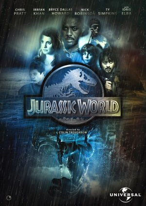 Jurassic world (3D).