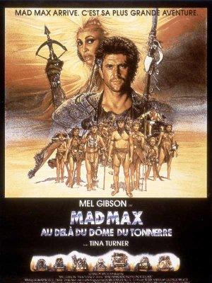 Mad Max : Au-delà du dôme de tonnerre.