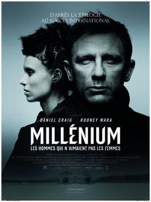 Millenium :   Les hommes qui n'aimaient pas les femmes.