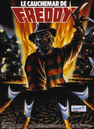 Freddy - Chapitre 4 :  Le cauchemar de Freddy.