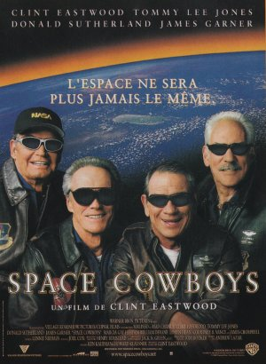 Space cowboys.