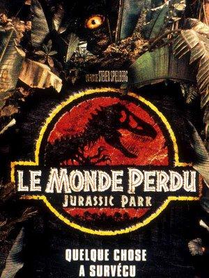 Le monde perdu :  Jurassic park.