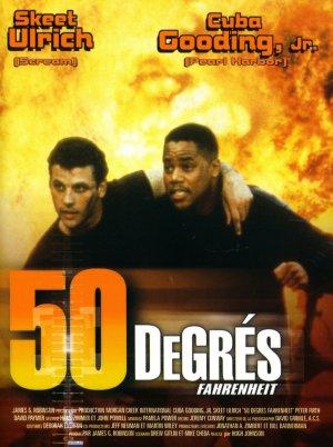 50 degrés fahrenheit.