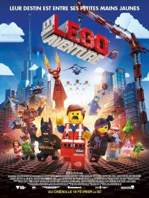 La grande aventure Lego.