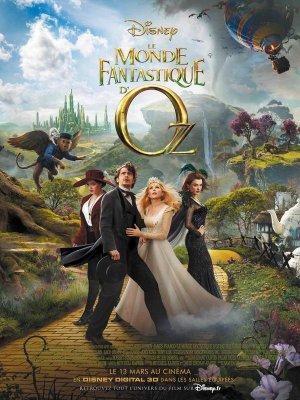 Le monde fantastique d'Oz.