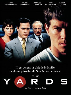 The yards.