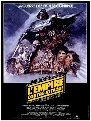 Star Wars V :  L'Empire contre-attaque.