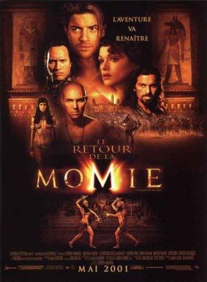 Le retour de la momie.
