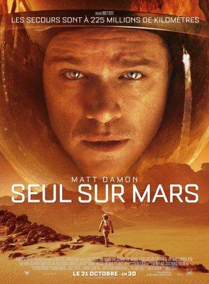 Seul sur Mars.