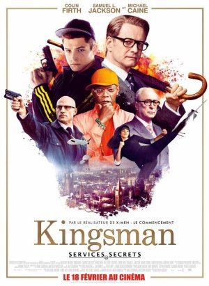 Kingsman : Services secrets.