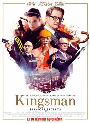 Kingsman : Services secrets.
