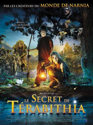 Le secret de Terabithia.