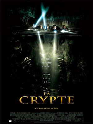 La crypte.