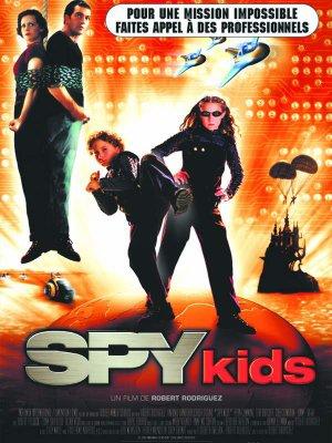 Spy kids.