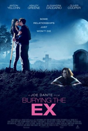 Burying the ex.