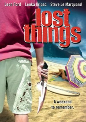 Lost things.