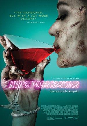 Ava's possession.