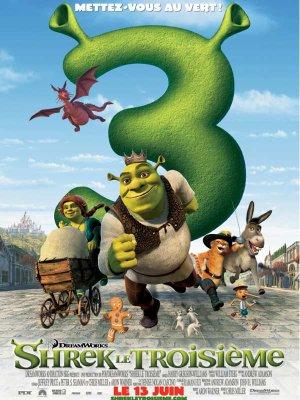 Shrek le 3ème.