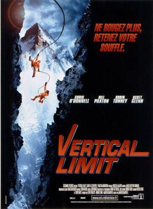Vertical limit.