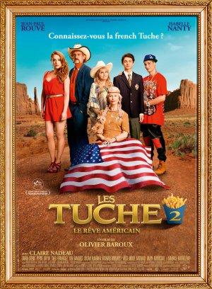 Les Tuche 2 : Le rêve américain.