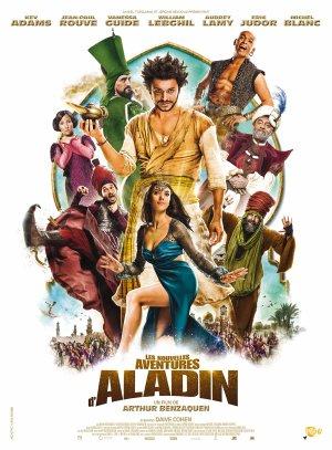 Les nouvelles aventures d'Aladdin.