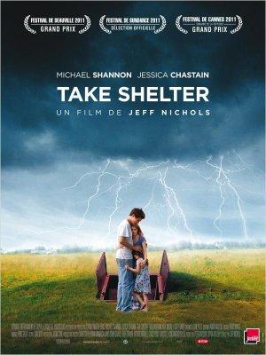 Take shelter.