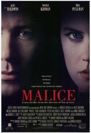 Malice.