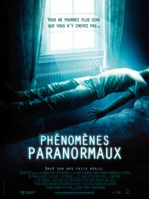 Phénomènes paranormaux.