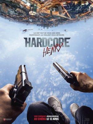 Hardcore Henry.
