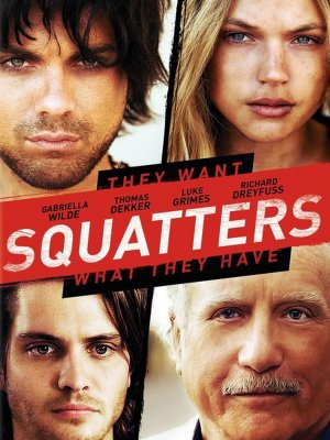 Squatters.