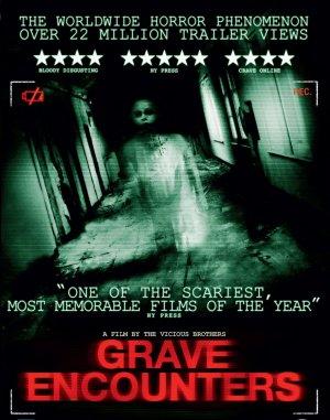 Grave encounters.