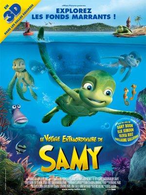 Le voyage extraordinaire de  Samy.