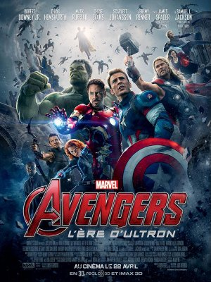 Avengers : L'ère d'Ultron.