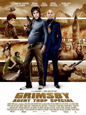 Grimsby :  Agent trop spécial.