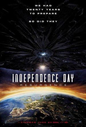 Independance day :  Resurgence.