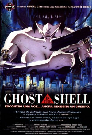Ghost in the shell .