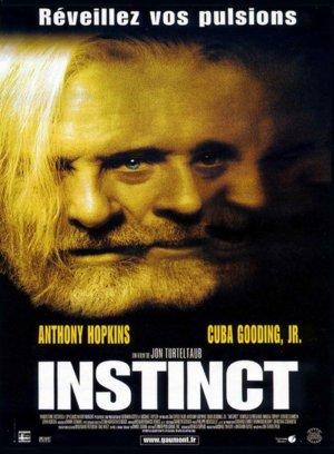 Instinct.