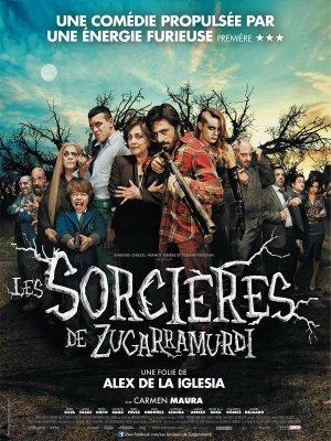 Les sorcières de Zugarramurdi.